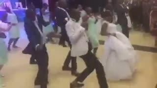 African Wedding Dance