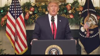President Trump Calls Out Congress For Their Disgraceful Covid Relief Bill