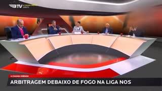 José Marinho acusa Fontelas Gomes de beneficiar o FCP