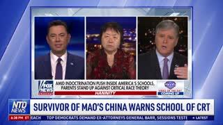 Survivor of Mao's China Warns School of Critical Race Theory