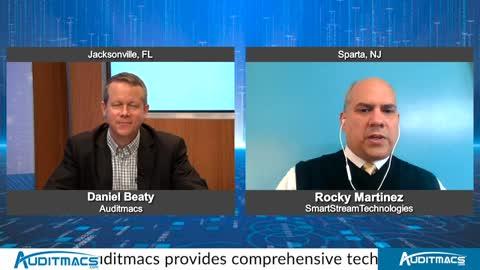 """Tech Champions"" with Rocky Martinez from SmartStream Technologies"