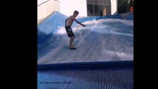 Surfing fail