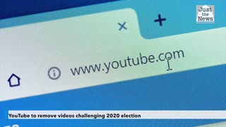 YouTube to remove videos challenging 2020 election, but 'Russia collusion' videos left uncensored