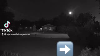 Security camera alert