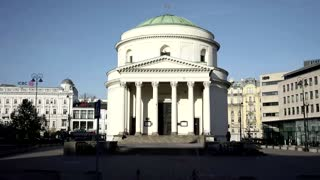 As Polish Church embraces politics, Catholics leave