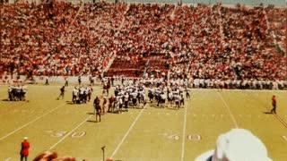 1993 Sooners vs Texas A&M Aggies Football