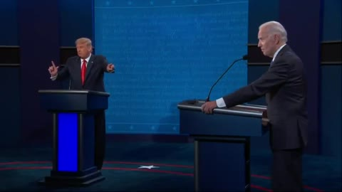 The Debate Moment That May Literally Cost Joe Biden the Election
