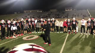2020 Melissa vs Kennedale Playoff Highlights