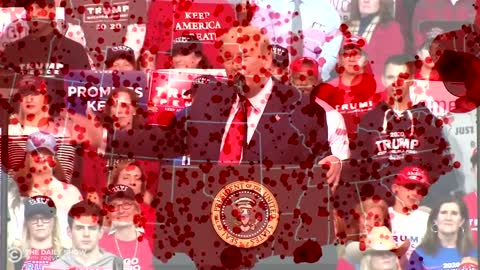 Trump indicated that the virus should go away in April