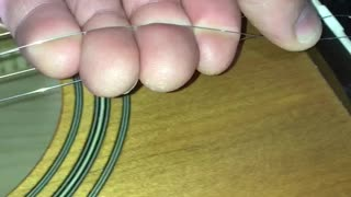 How To Stretch Brand New Guitar Strings - Guitar Maintenance and Repair