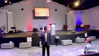 "Pastor Shane Vaughn preaches LIVE ""The Snake, The Bride & The Son"""
