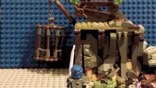 Lego Ninjago Jay Strikes Again