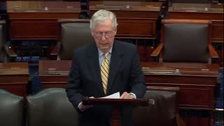 Mitch McConnell on Biden's taxes