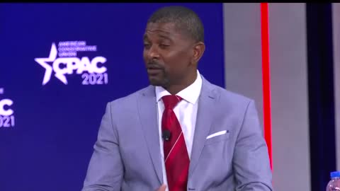 Jack Brewer at CPAC 2021