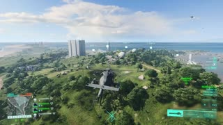 #shorts Battlefield 2042 Beta NightBird Flying Lessons LOL