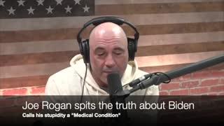 Joe Rogan vs Joe Biden