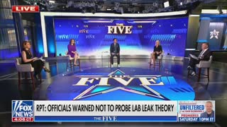 Shannon Bream: time to hold China accountable