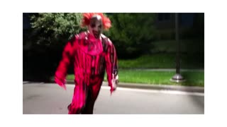 SCARY Halloween Prank On Friends! - Halloween Guy