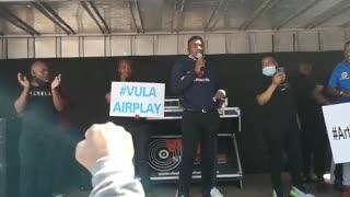 KZN artists protest against lockdown regulations