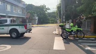Hombre falleció de manera repentina en vía pública de Provenza, en Bucaramanga