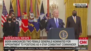 Biden Appears to Forget Name of His Own Defense Secretary