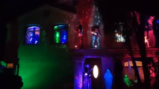 Come Little Children Halloween Decoration Display