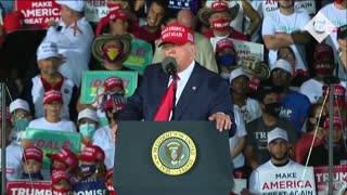 President Trump Fire Fauci