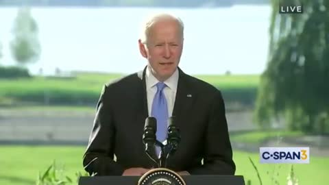 Biden Once Again Misquotes The Declaration Of Independence
