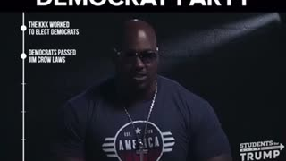 Black People + The Democrats: An HONEST HISTORY!