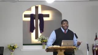 Pastor Homer Evins Jr April 04 2021 - Easter Sunday