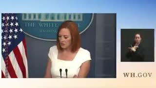 Psaki comments on the Japanese government