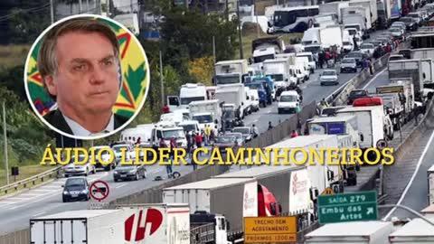 Bolsonaro arte política e estratégia👀 caminhoneiros acompanharam fechamento do acordo