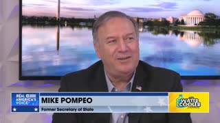 Former Secretary of State Mike Pompeo on the spiritual battle in America