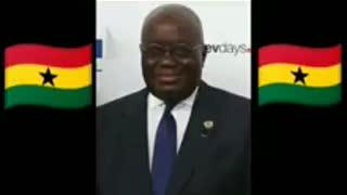 Ghana 🇬🇭 President EXPOSED Covid-19, Globalist
