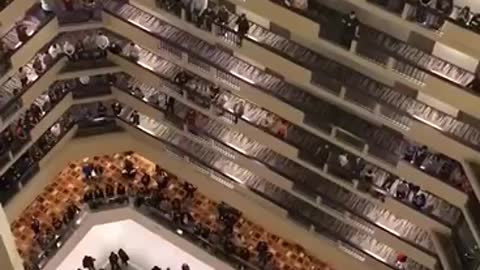 DC hotel full of patriots for Save America Rally