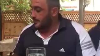 a bottle of vodka