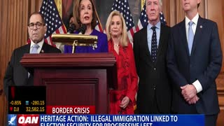 Heritage Action: Illegal immigration linked to election security for progressive left