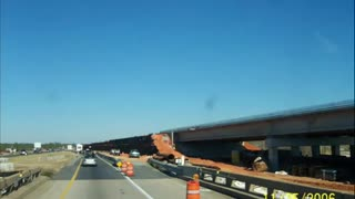 Pensacola Florida Bridge Construction as of 25 November 2006