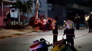Video: Hijo de Diomedes Díaz muere en accidente de tránsito