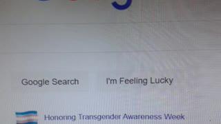 Google Honor Transgender