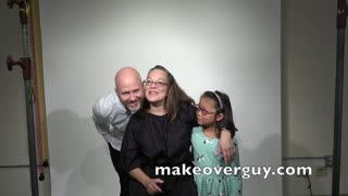 Daughter Gets Fun Mom Back After This Makeover