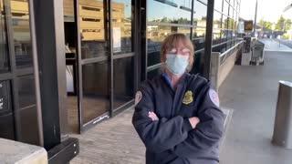 Sea-Tac Police Strikes Again W/ Their Harassment Sergeant Gets Manhandled(Fails)-1st Amendment Audit