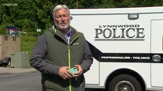 Lynnwood police officer the target of racist rant KING 5