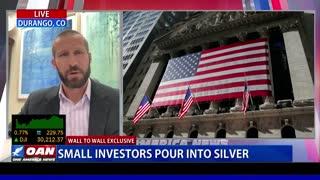 Wall to Wall: David McAlvany on Silver Stock Frenzy