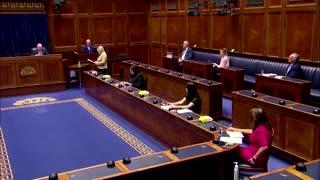 N. Irish leaders condemn violence