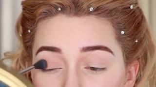 Lily James Cinderella Makeup Transformation Tutorial