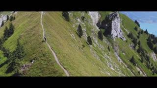 Switzerland Drone Footage