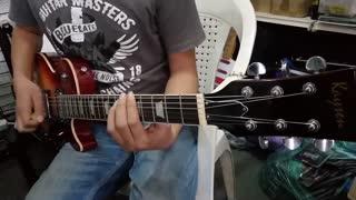 Unboxing Guitar Brand Kaysen K-EG9