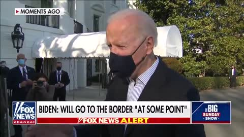 Biden Wanders Over to Press For Questions — It Goes Just As Poorly As You'd Expect