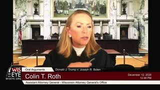 Defense Attorney Completely DODGES QUESTION! Wisconsin Supreme Court